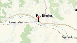Karte / Infotafel Biber - Profi am Gewässer