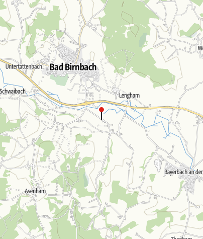 Map / Bus Stop: Luderbach, Hs Nr 34