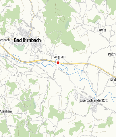 Map / Bus Stop: Luderbach, Abzw. Bayerbach
