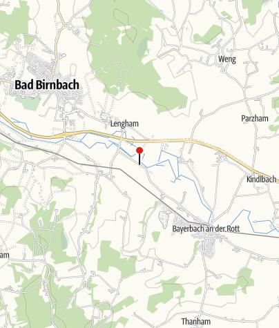 Map / Bus Stop: Au, Anw. Hirsch