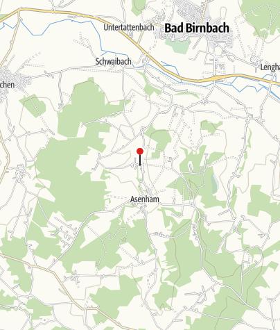 Map / Bus Stop: Landerham