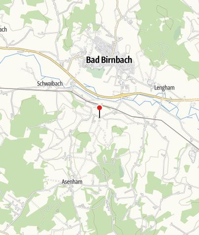 Map / Bus Stop: Bleichenbach