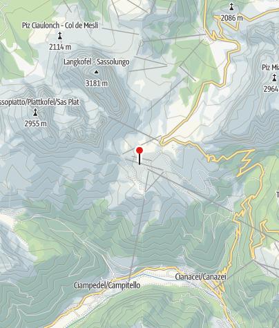 Cartina / Fienile Monte
