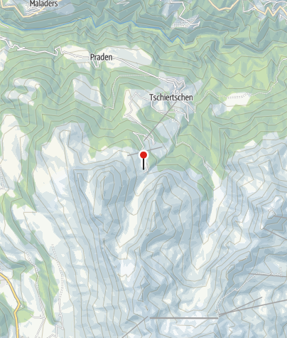 Map / Bergrestaurant Hühnerköpfe