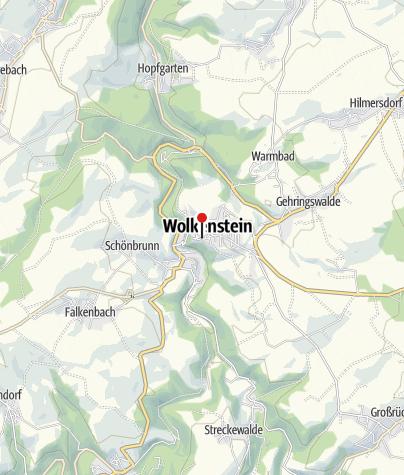 Karte / Wolkenstein, Markt