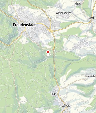 Karte / Hotel Lauterbad