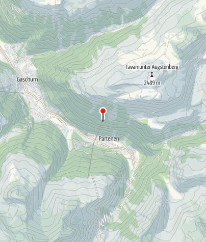 Map / Alpstöbli Tafamunt