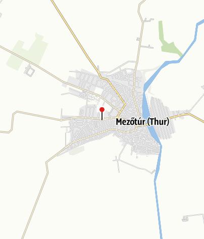Térkép / MOL kút (Mezőtúr, Balassi Bálint u.)