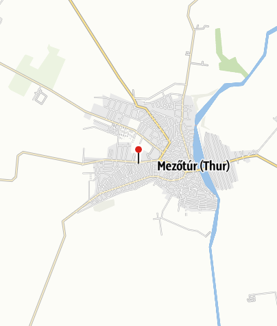 Karte / MOL kút (Mezőtúr, Balassi Bálint u.)