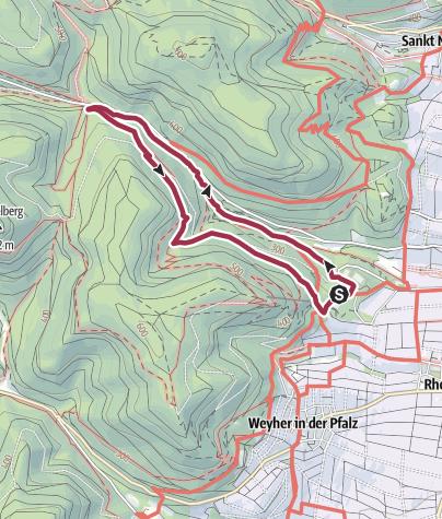 Map / Edenkobener Rundweg 3
