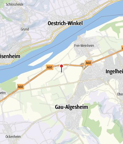 Map / Fetzers Restaurant Lindenhof