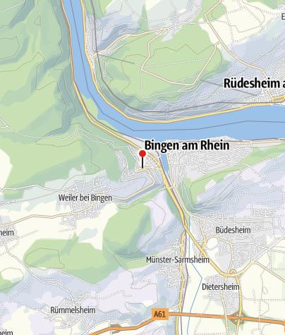 Map / Weinstube Schlößchen am Mäuseturm
