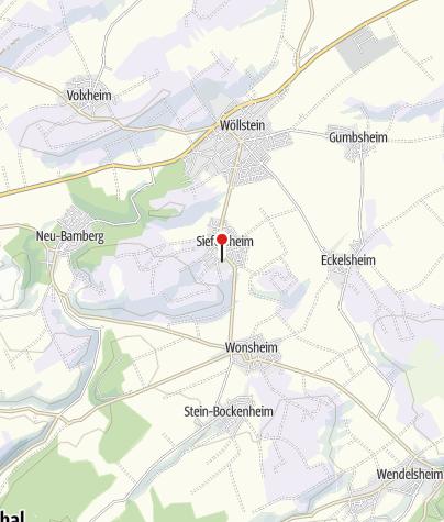 """Map / Weinstube """"Kleines Rheinhessen"""""""