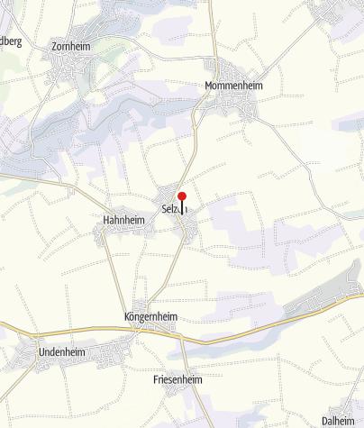 Map / Zur alten Kastanie