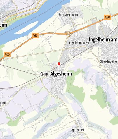 Karte / Zum Weingott