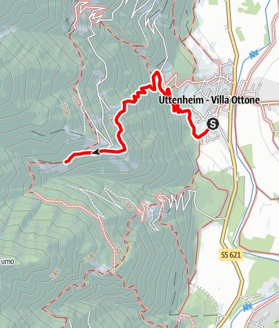 Mapa / Lanebach