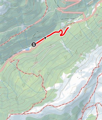 Mapa / Mühlbacher Badl