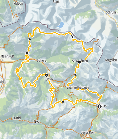 Map / 330 Panorama Ride
