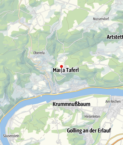 Map / Schatzkammer der Basilika Maria Taferl