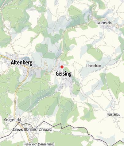Karte / Ratskeller Geising