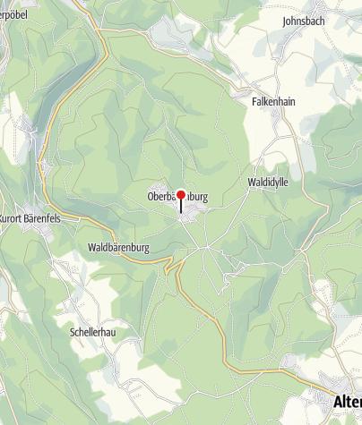 Karte / Helenenhof