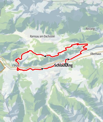 Karte / Sonnseitn Runde