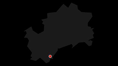 Karte / Hocheifelweg (14) - Gesamtverlauf