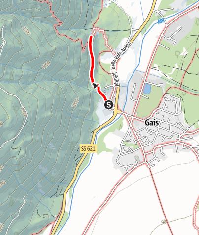 Mappa / Castel Neuhaus