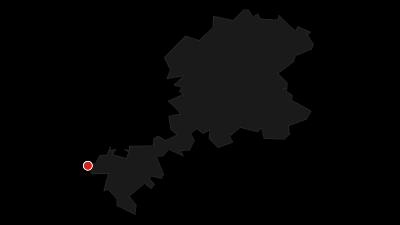 Karte / Lahnwanderweg 01-19 flußaufwärts (Gesamtweg, Etappentour)