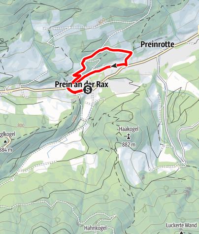 Mapa / Sonnleitenrunde