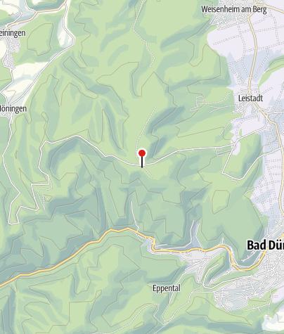 Map / Forsthaus Lindemannsruhe - Waldgaststätte
