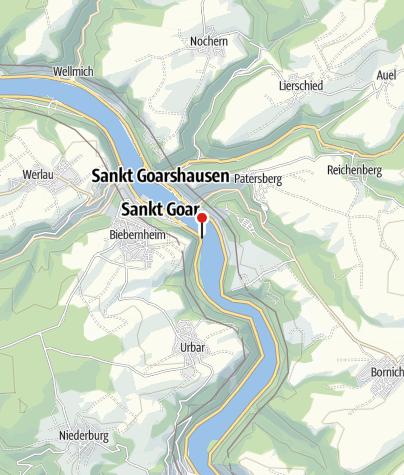 Map / Wahrschauer- und Lotsenmuseum