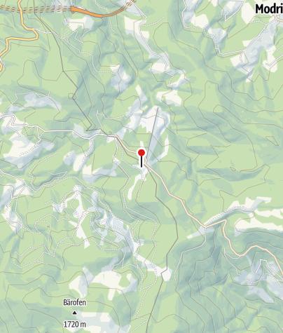 Karte / Langlaufzentrum Hebalm