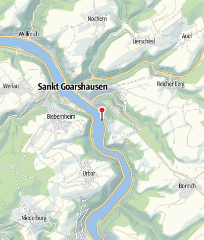 Karte / Loreleystatue (Hafenmole)