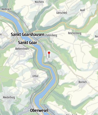 Map / Loreley- Sommerrodelbahn/ Loreley- Bob