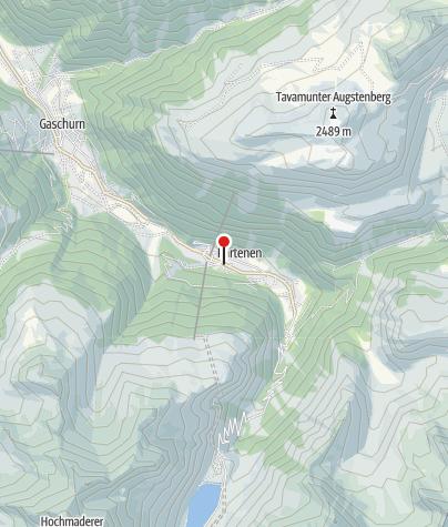 Karte / 17. Alpenchalet Breitspitz (Christine & Kurt Klehenz)