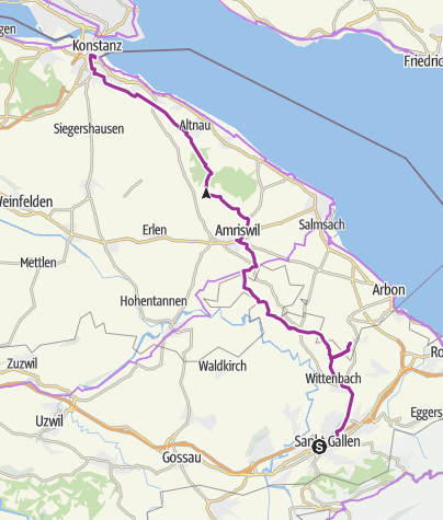 Map / Council Cycle Path