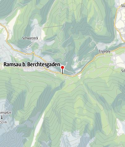 Karte / Gasthof & Cafe Rehwinkl