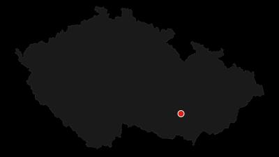 Mapa / Brno-Rajhrad, klášter