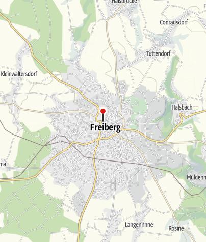 """Karte / Erlebnisführung """"Silberklang und Berggeschrey"""""""