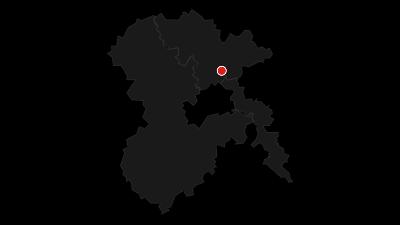 Karte / Wasserburgen-Route