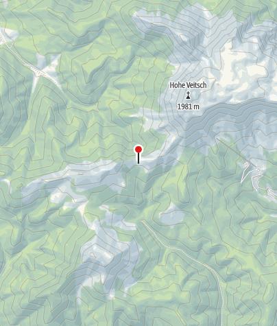 Karte / Rotsohlalm-Hütte