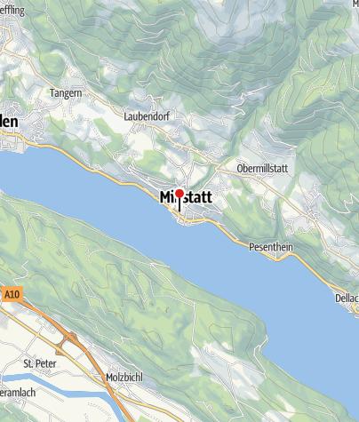 Map / Stift Millstatt