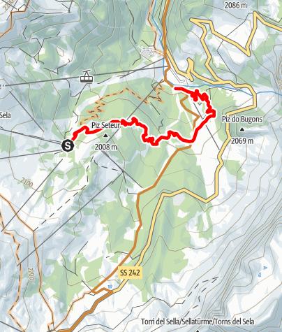 Kaart / Family Trail