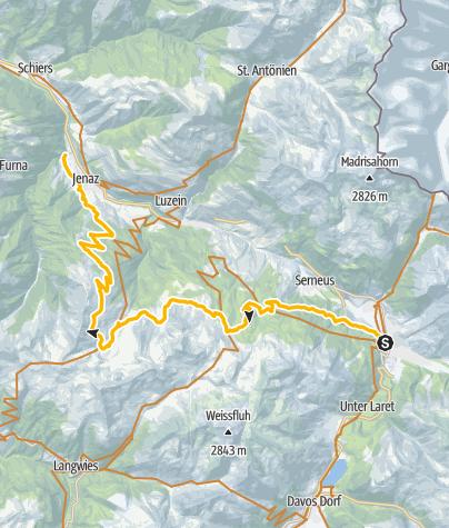 Map / 330.01 Panorama Ride