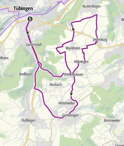 Map / Familien-Aussichtstour