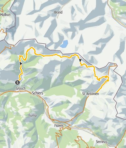 Karte / 330.03 Panorama Ride