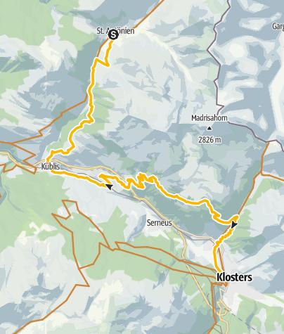 Karte / 330.04 Panorama Ride