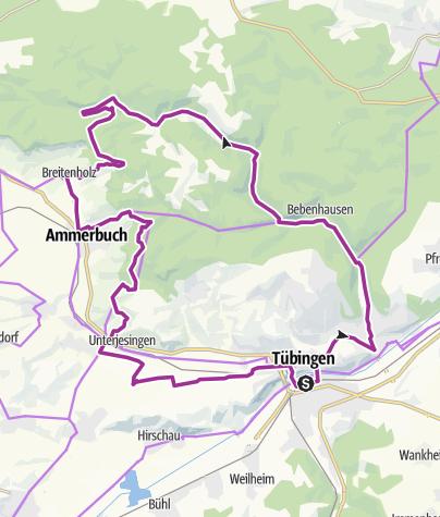 Map / Genießer-Naturtour
