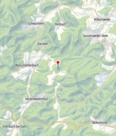 Karte / Burgruine Lindelbrunn